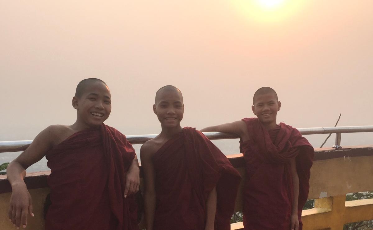 Mandalay et sesalentours