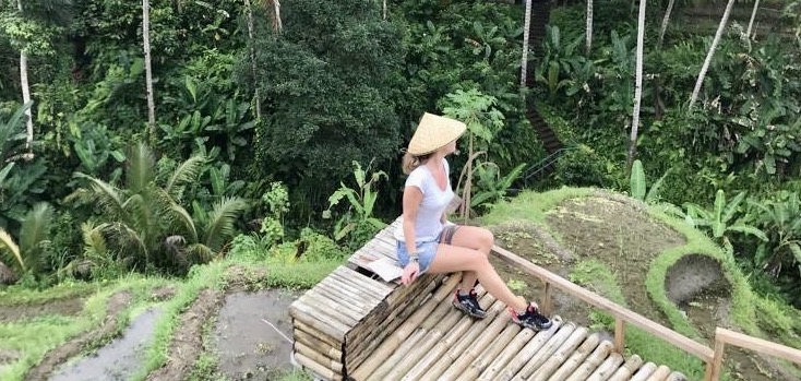Ubud, entre rizières et MonkeyForest
